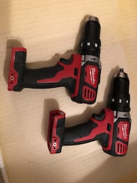 Milwaukee M18 18-Volt Lithium-Ion Cordless 1/2 in. Hammer Drill/Driver (Tool-Only) Kansas City, 64132