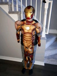 MARVEL- Iron Man Costume Barrie, L4N 5T7