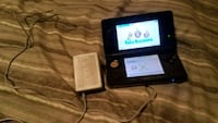 black Nintendo DS with charger Tucson
