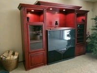 Wall Unit Apple Valley