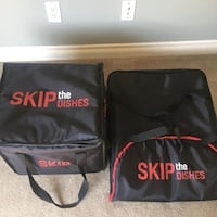 Skip the dishes bags  Mississauga, L5N
