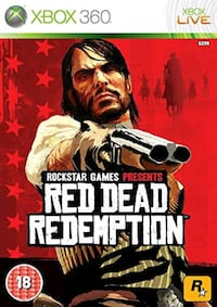 XBOX-360 RED DEAD REDEMPTION