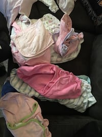 Baby girl clothes size 0-3 months Woodbridge, 22191