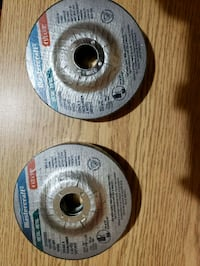 Mastercraft Cut-Off Disc   4 1/2  7pcs. 792 km