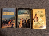 Lot of 3 Susan Howatch books Whitby, L1N 5V1