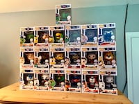 Funko Pops MLB Mascots Collection All In Pops Protectors!!! Warrington, 18976