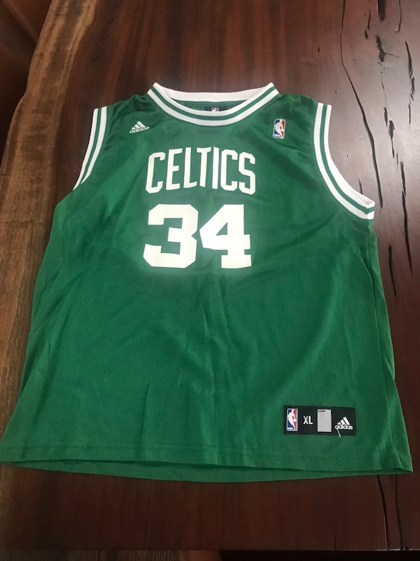 best loved d41b5 6200f Throwback classic Paul Pierce Jersey- give me a price