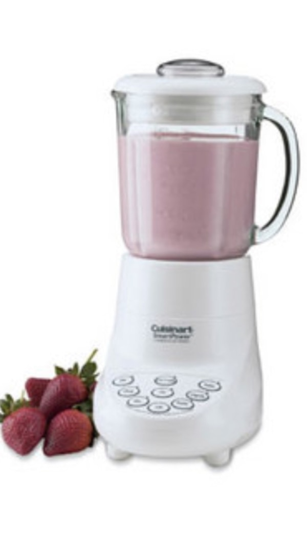 Cuisinart SmartPower 7-Speed Electronic Blender - White