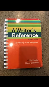 A Writers Reference 7th edition Phoenix, 85044