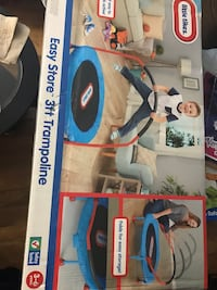 Kids trampoline brand new in box  Woodbridge, 22192