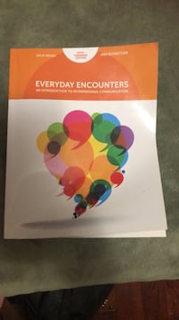 Everyday encounter textbook Toronto, M9V 4S3