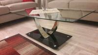 Glass coffee table Richmond Hill, L4B 2N2