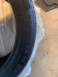Continental 275/35ZR19 and 255/35ZR19 Summer Performance Tires