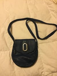 Navy & Gray Purse