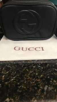 Gucci Cross Body Bag-Like The Original Its Versatile & Functional. Perfect Amount Of Storage To Carry Essential Wallet, iPhone, Camera, Tissue, Lipgloss n Etc. Price Is Firm Brownsville