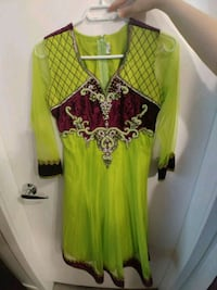 Indian Dress (Saree) Coquitlam, V3B 0A7