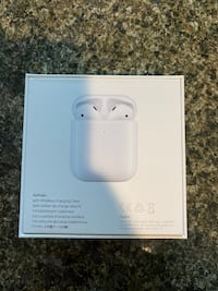 AirPods Generation 2 with Wireless Charging Case