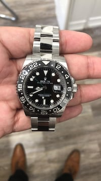 Rolex 2014 Gmt Master II with box and papers  Toronto, M5N 1A3