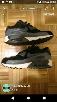 Nike Air max 90  Paris-19E-Arrondissement, 75019