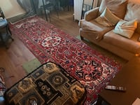 Hand crafted Persian runner for sale Toronto, M4V
