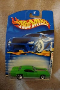 2001 hot wheels #26 1971 Plymouth gtx Mississauga, L4Z 1W3