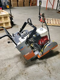 Norton Clipper C130SS Road Saw, 2.9 Hours