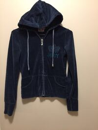 Juicy Couture hoodie small good condition