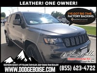 2018 Jeep Grand Cherokee Altitude 4x4 LEATHER! ONE OWNER! Boise