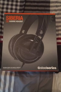 Steel series Siberia v3 gaming headset