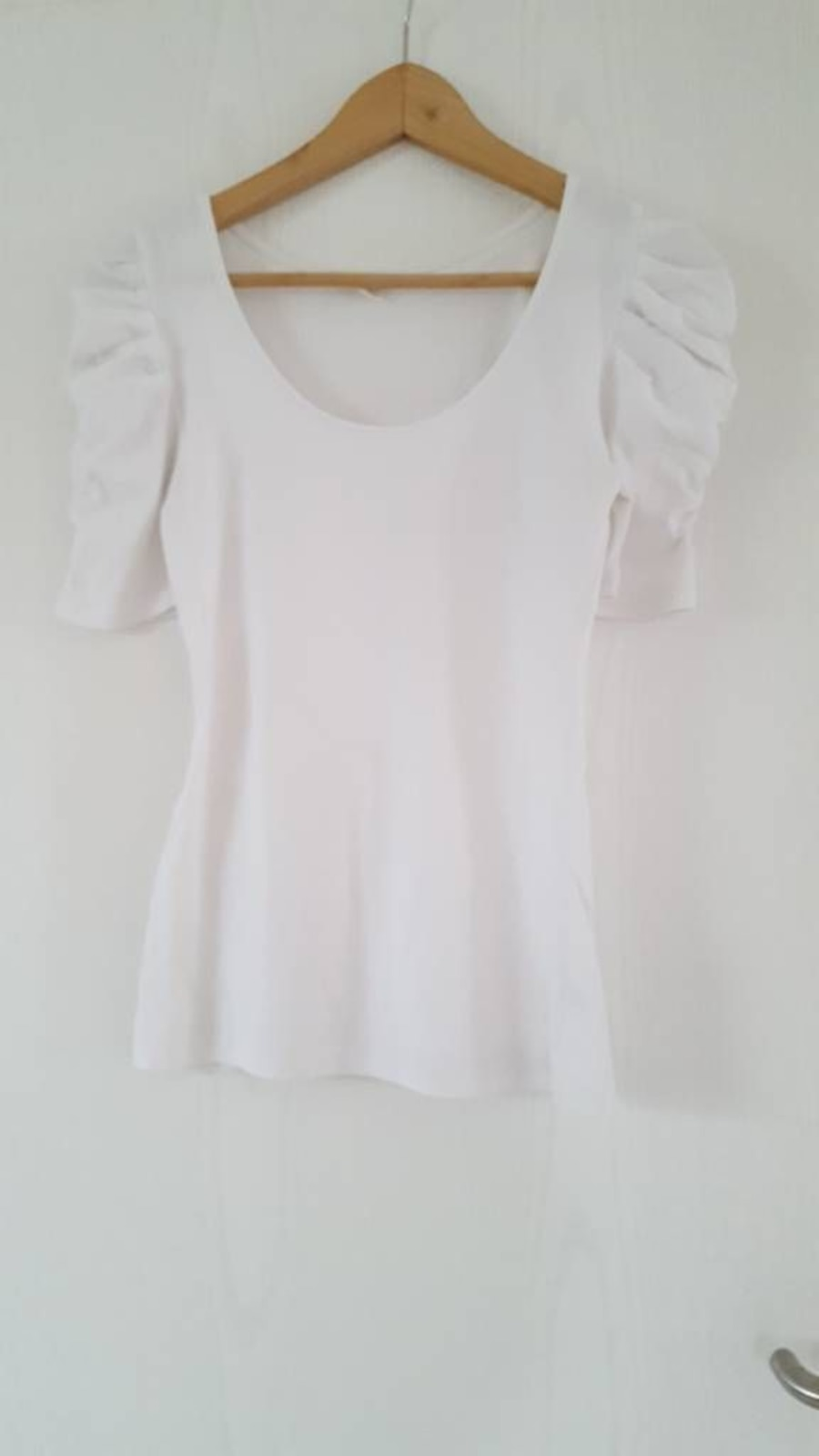 Zenana Outfitters weiß Gr S