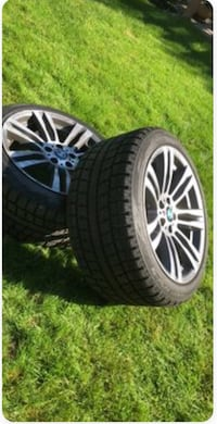 BMW X5 Winter Tires (315/35/20 and 275/45/20 Pickering, L1V 1T3