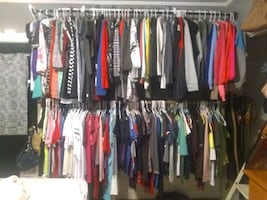 showing everything in my closet size.small. im a 2-5 size