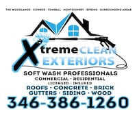Exterior House Cleaning Spring