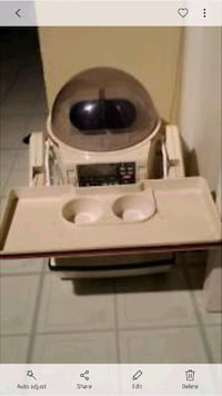Omnibot 1980's Robot - Keep Original or Trick Out! 3150 km
