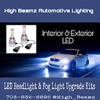LED Headlight Woodbridge, 22192