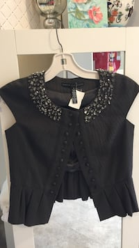 Robert Rodriguez Sleeveless Top Vaughan, L4L 2H7