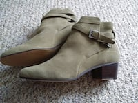 New Women's Size 9.5 Sole Society Boots [Retail $99+] Leather  Woodbridge, 22193