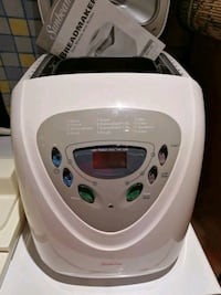 Bread maker... Good for pizza dough  Montreal, H1K 4C8