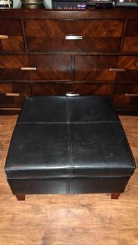 DVDs (not included) Storage Ottoman  Englewood