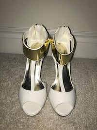 White gold heels New Tecumseth, L9R 0C2