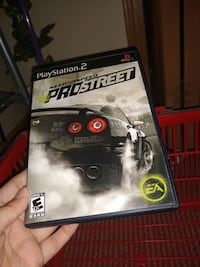 ProStreet- Need For Speed PlayStation 2 Game