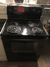 Whirlpool coils electric stove