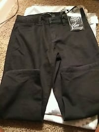 black and gray Nike shorts Beverly Hills, 34465
