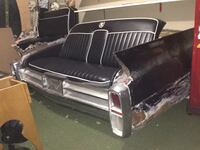 Car couch 1963 Cadillac  543 km