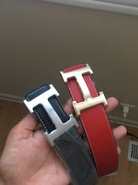 Hermes Rep Belts with reversible buckle Mississauga, L5N 7G3