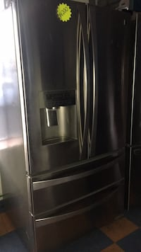 Kenmore Elite 4 Door stainless steel appliances  Santa Ana, 92701