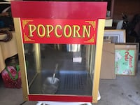 red and brown popcorn maker Springfield, 22151