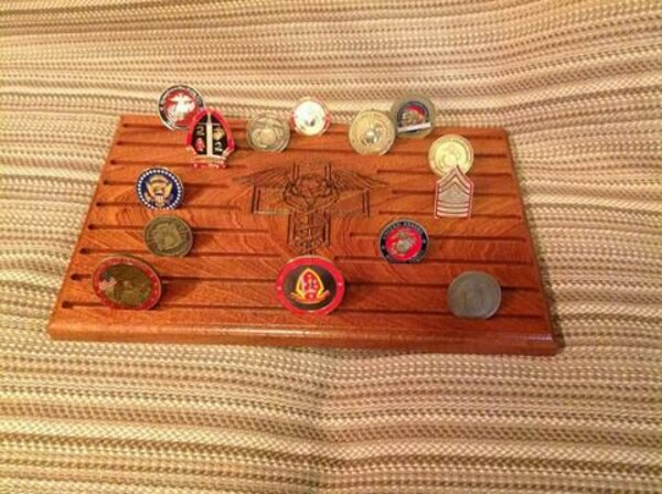custom military coin holders and more