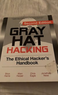 Gray Hat Hacking Crofton, 21114