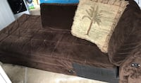 Comfortable sofa with pillows included. $40 pick up only! College Park, 20740